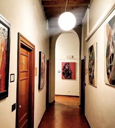 DORMIRE IN UN ART HOTEL
